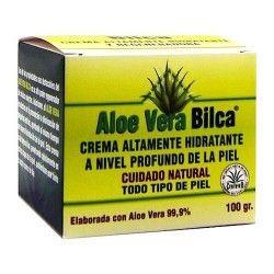 ALOE-VERA BILCA CREMA HIDRATANTE 100 G.