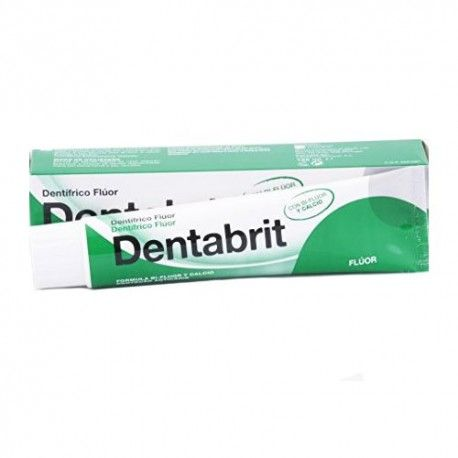 PASTA DENTAL DENTABRIT FLUOR 125 ML.