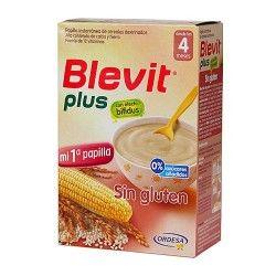 BLEVIT PLUS SIN GLUTEN 300 G.