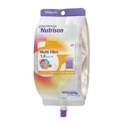 NUTRISON PACK MULTIFIBRE 8X1000 ML.