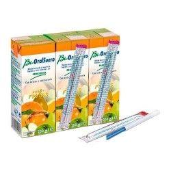 Bi-OralSuero Sabor Frutas 200 ml. Pack 3 Unidades