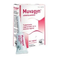 Muvagyn Centella Asiatica Monodosis 5 ml. 8 Aplicadores