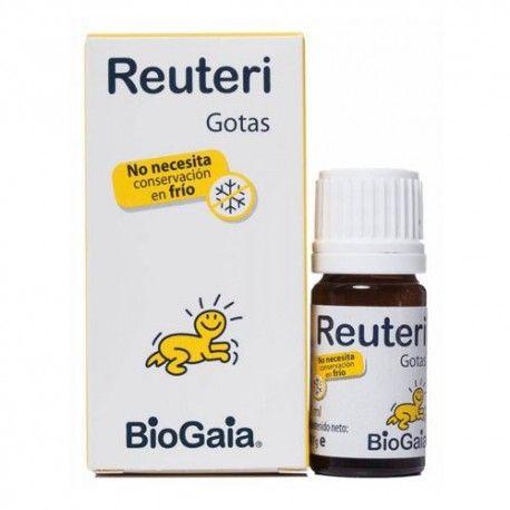 Reuteri Gotas 10 ml.