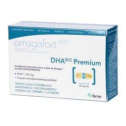 Omegafort Premium DHA 60 Cápsulas
