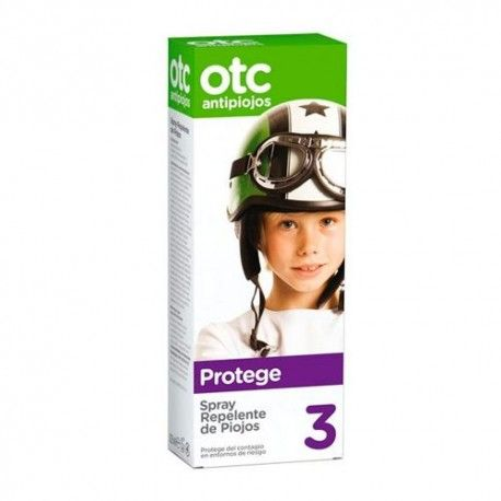 OTC Antipiojos Protege Spray Repelente 125 ml.