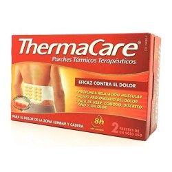 Thermacare Parches Térmicos Lumbares 2 Unidades