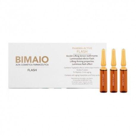 Bimaio Efecto Flash 10 Ampollas de 2 ml.