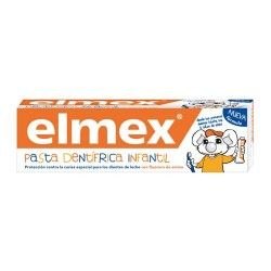 PASTA DENTAL ELMEX INFANTIL 50 ML.