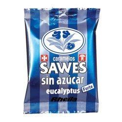 CARAMELOS SAWES EUCALIPTO S/AZ. BOLSA