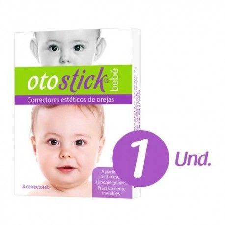 Otostick Bebe 8 Correctores