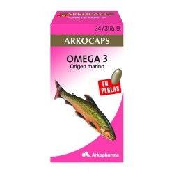 ARKOCAPS OMEGA 3 50 CAPS.