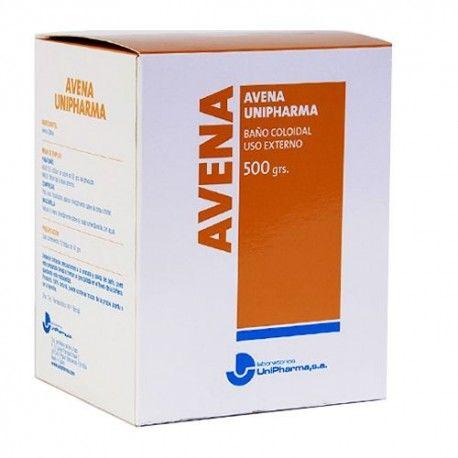 AVENA UNIPHARMA BAÑO COLOIDAL 500 G.SOBR