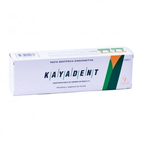 PASTA DENTAL KAYADENT 125 ML.