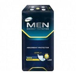 TENA FOR MEN LEVEL 2 - 20 UND.