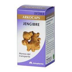 ARKOCAPSULAS JENGIBRE 42 CAPS.