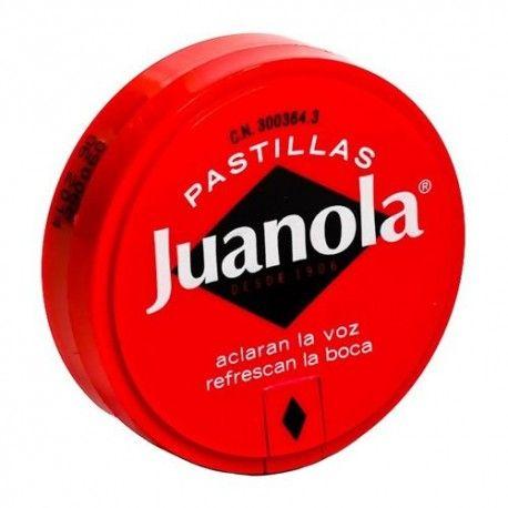 JUANOLAS PASTILLAS 27 GR