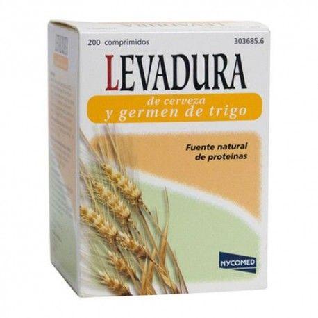 LEVADURA CERVEZA GER. TRIGO LEO 200 COMP
