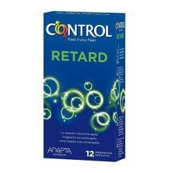 PRESERVATIVOS CONTROL ADAPTA RETARDA.12 UND.