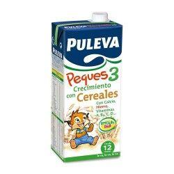 PULEVA PEQUES -3- CRECIMI. CEREALES 1L