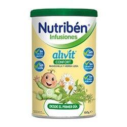 Nutribén Infusiones Alivit Confort 150 gr.