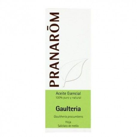 Pranarom Gaulteria Aceite Esencial 10 ml.