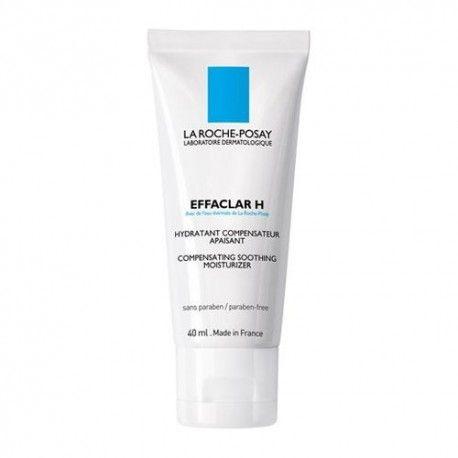La Roche-Posay Effaclar H Crema Hidratante Compensadora 40 ml.