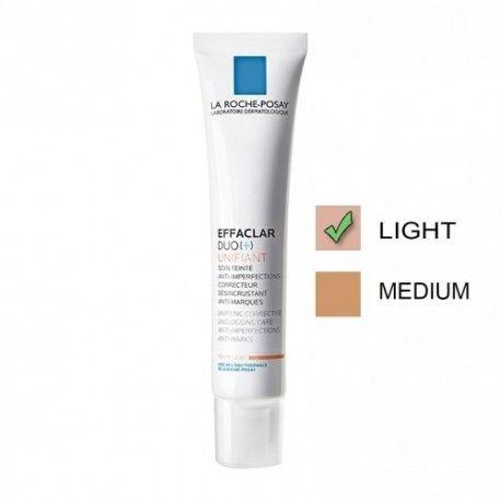 La Roche-Posay Duo(+) Unifiant Light 40 ml.