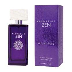 Flower of Zen Velvet Rose Agua de Perfume 100 ml.