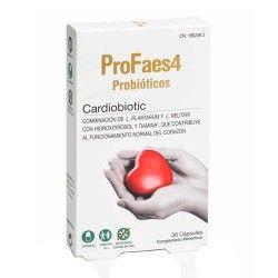 ProFaes4 Probióticos Cardiobiotic 30 Cápsulas