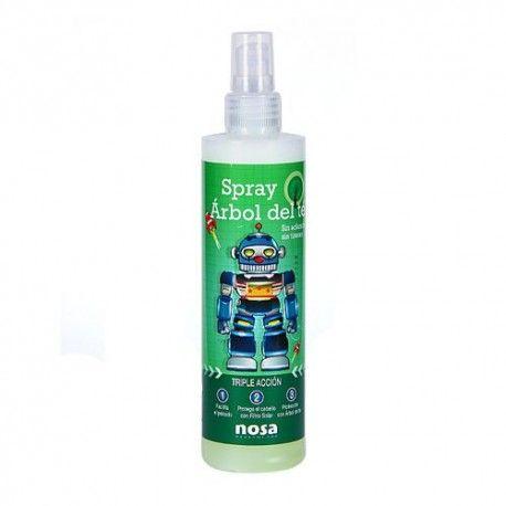 Nosa Spray Capilar Árbol del Té Aroma Manzana 250 ml.