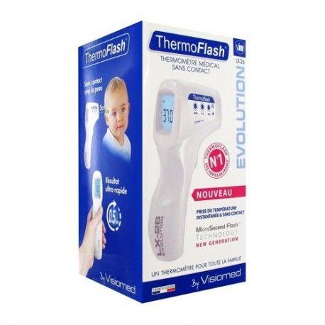 Thermoflash LX-26 Termómetro Digital Sin Contacto