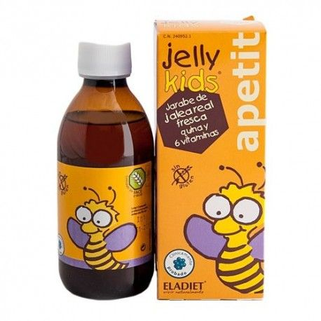 Jelly Kids Apetito Jalea Real 250 ml.