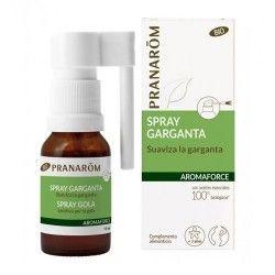 Pranarom Aromaforce Spray Garganta 15 ml.
