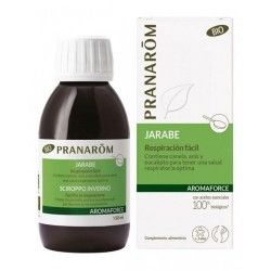 Pranarom Aromaforce Jarabe Invierno - Respiración Fácil 150 ml.