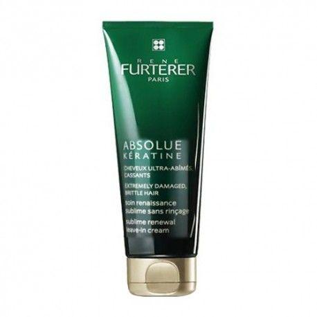 Rene Furterer Absolue Keratine Cuidado Regeneración 30 ml.