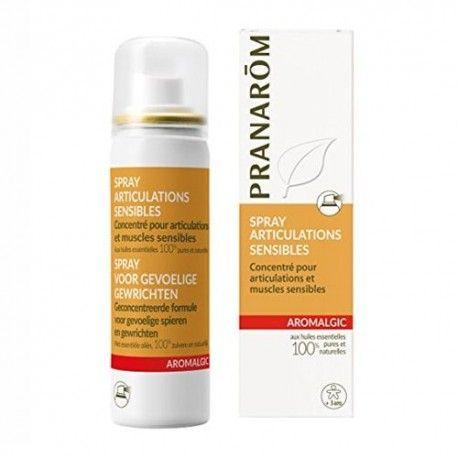 Pranarom Aromalgic Spray Articulaciones 50 ml.