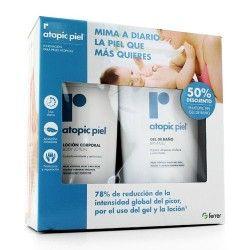 Repavar Atopic Piel Pack Loción 500 ml. + Gel de Baño 500 ml.