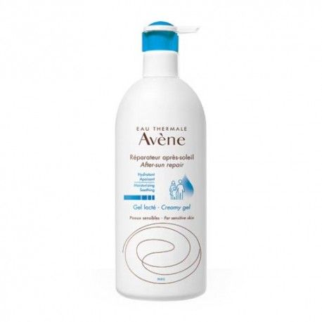 Avene Emulsión Reparadora After Sun 400 ml.