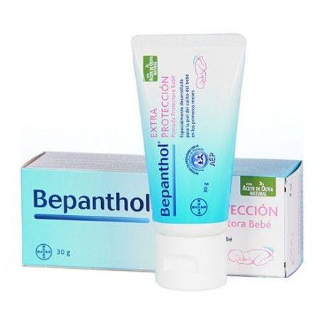 Bepanthol Extra Protección Pomada Protectora Bebé 30 gr.