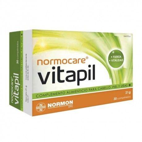Normocare Vitapil 30 Comprimidos