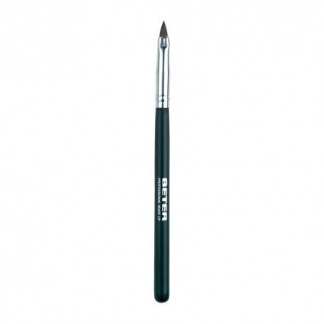 Beter Look Expert Pincel de Labios de Pelo de Marta 16 cm.