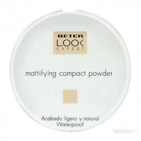 Beter Look Expert Polvos Compactos Matificantes 10 gr.