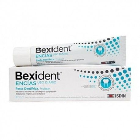 Bexident Encías Triclosan Pasta Dentífrica 75 ml.