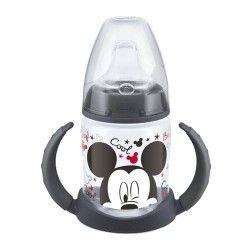 Nuk Biberón Entrena Disney Boquilla Blanda +6m 150 ml.