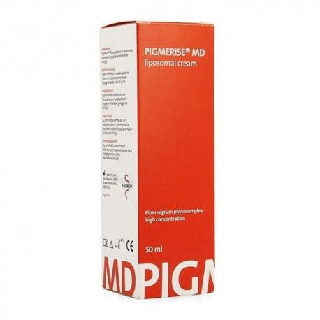 Pigmerise MD Crema Liposomal 50 ml.