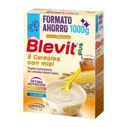 Blevit Plus 8 Cereales Con Miel Formato Ahorro 1000 gr.