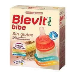Blevit Plus Bibe Sin Gluten 2X300 gr.
