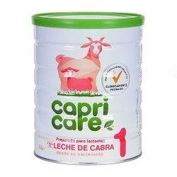 Capricare 1 Leche de Cabra Inicio 800 gr.
