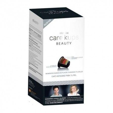 Care Kups Beauty Café Antiaging 28 Cápsulas