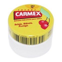 Carmex Bálsamo Labial Sabor Cereza SPF 15+ 7,5 gr.